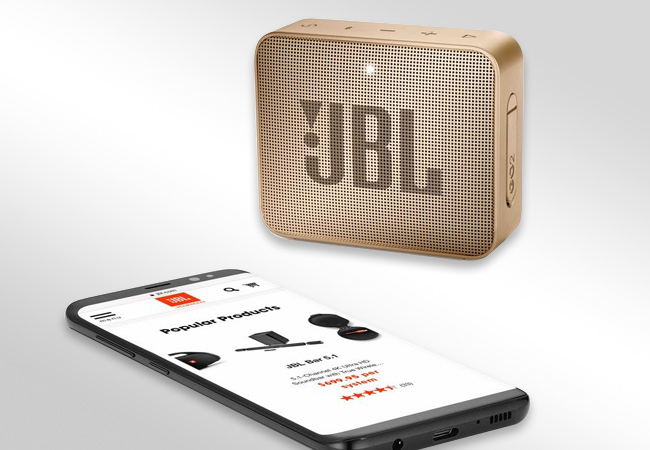 JBL GO 2 - Rozmowy telefoniczne