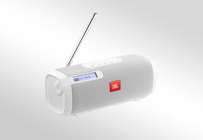 JBL Tuner - Wyświetlacz