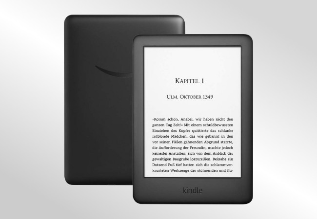 Kindle 10 - Front