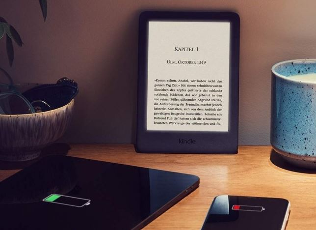 Kindle 10 - E-Ink