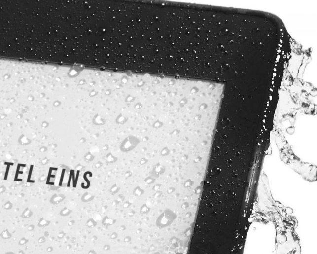 Kindle Paperwhite 4 - Wodoodporny
