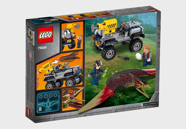 Klocki LEGO Jurassic World - Kompatybilność