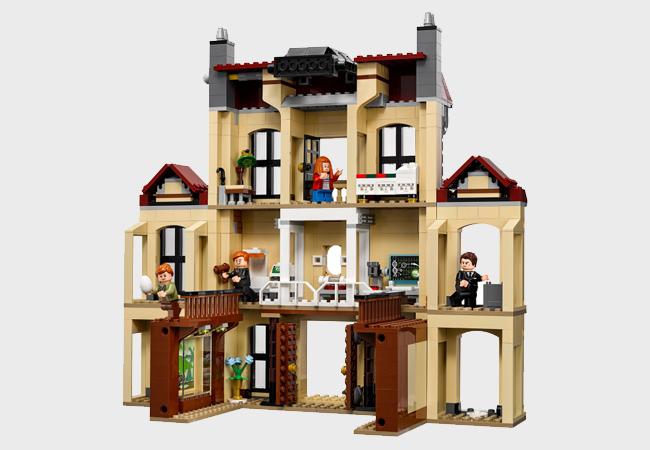 Klocki LEGO Jurassic World - Zestawy