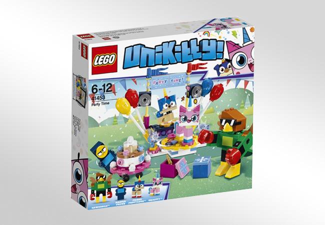 Klocki LEGO Unikitty - Front