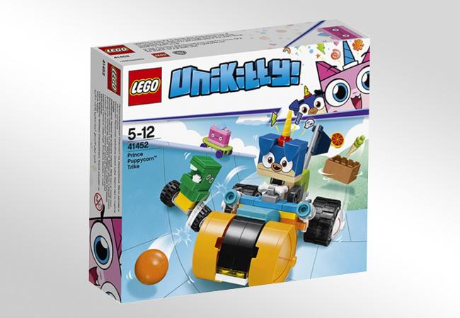 Klocki LEGO Unikitty - Łatwość budowania
