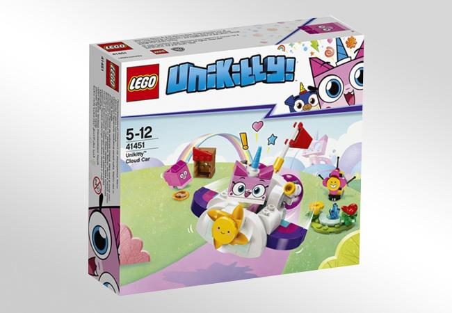 Klocki LEGO Unikitty - Pojazdy i akcesoria