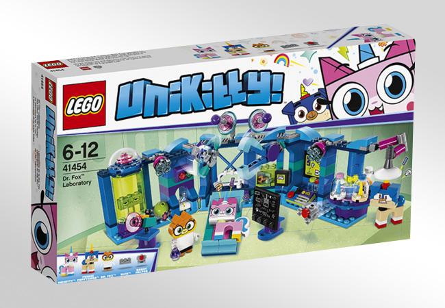 Klocki LEGO Unikitty - Postaci i pojazdy