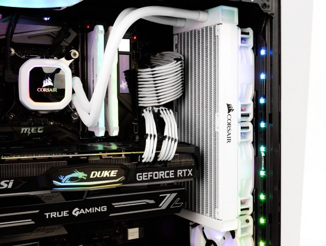 Komputronik Infinity X920 RGB - chłodzenie procesora