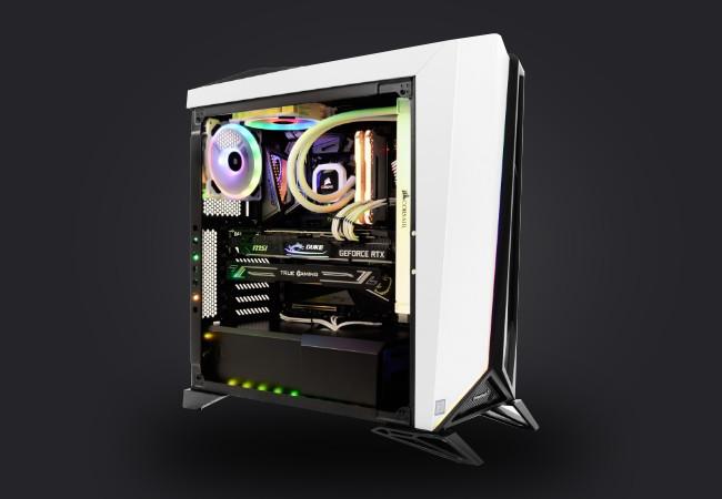 Komputronik Infinity X920 RGB - podzespoły