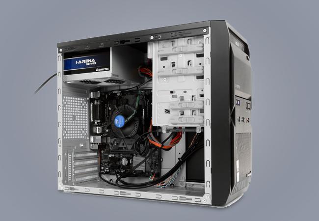 Komputronik Pro 310 - Dyski