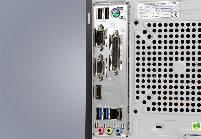 Komputronik Pro 310 - Porty