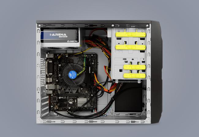 Komputronik Pro 310 - RAM