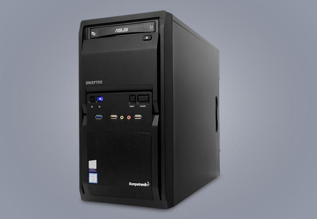 Komputronik Pro 310 - Technologie
