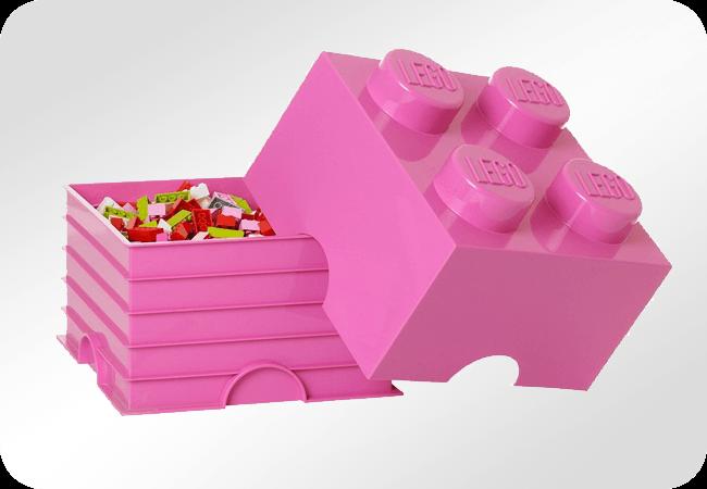 LEGO Storage Brick Friends - Uczy porządku