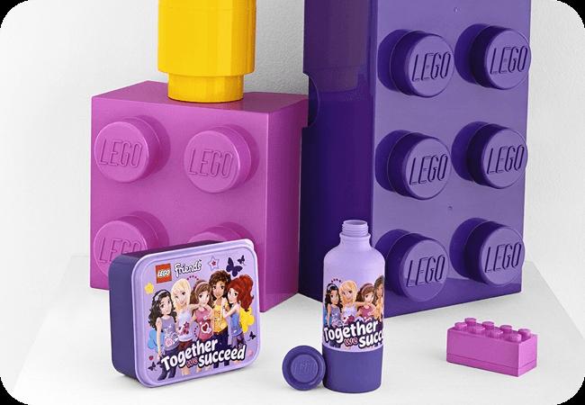 LEGO Storage Brick Friends - Różne warianty