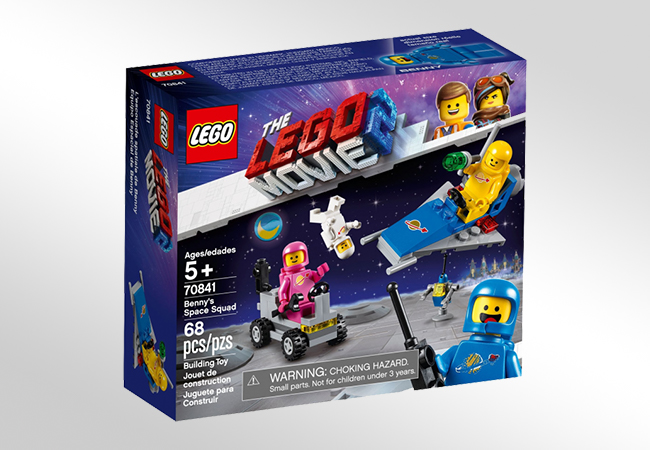 Klocki LEGO The Movie 2 - Front