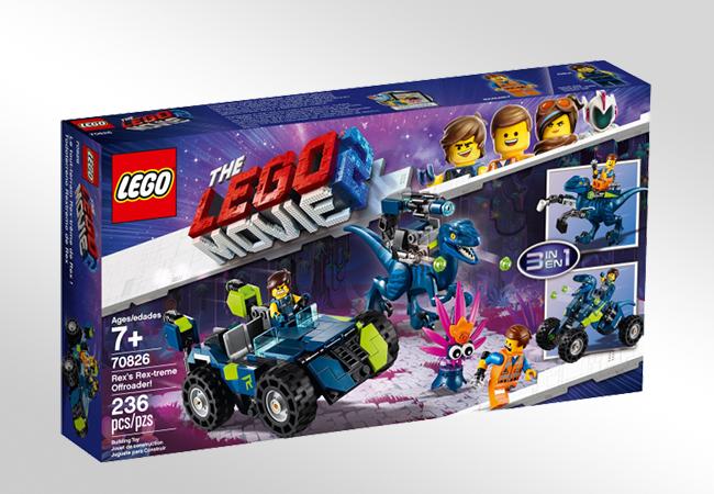 Klocki LEGO The Movie 2 - Kreatywna zabawa