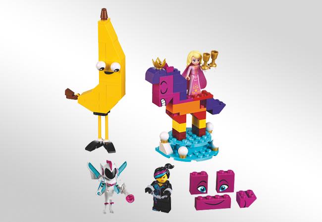 Klocki LEGO The Movie 2 - Zestawy do wyboru
