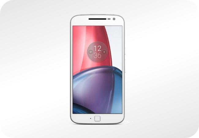 Lenovo Moto G4 Plus Dual Sim - ekran