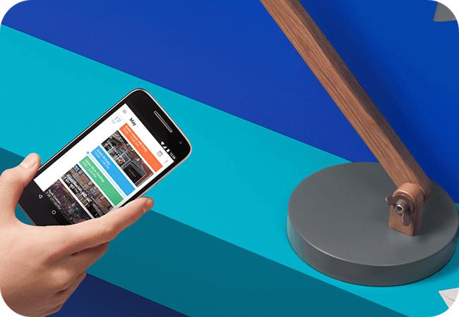 Lenovo Moto G4 Play Dual SIM - system operacyjny