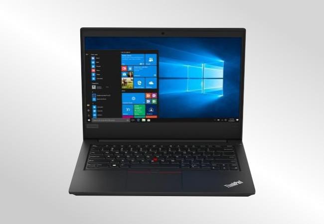 Lenovo ThinkPad E490 - Front
