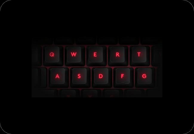 Logitech G413 - Podświetlana klawiatura