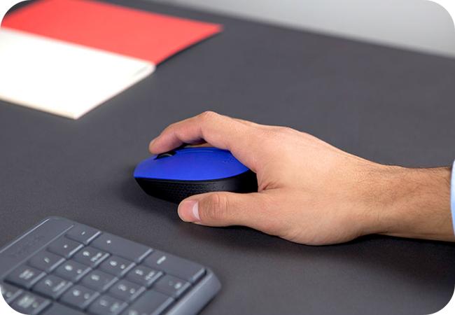 Uniwersalny kształt myszy komputerowej