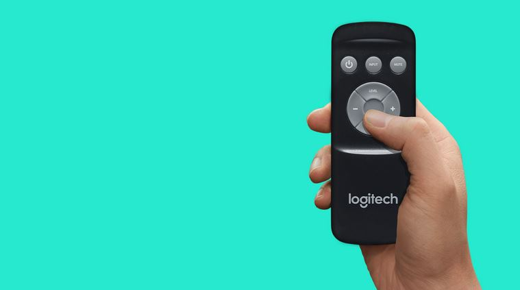 Logitech Z906 - пілотний