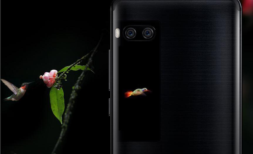 Meizu Pro 7 - Podwójny aparat