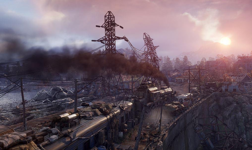 Metro Exodus - świat