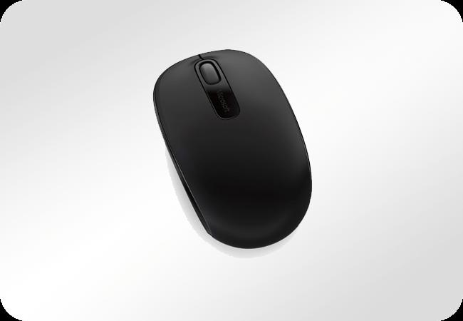 Microsoft Mobile Mouse 1850 - wygląd
