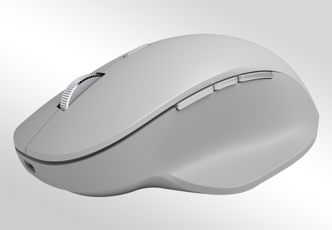 Microsoft Surface Precision Bluetooth Mouse - Front