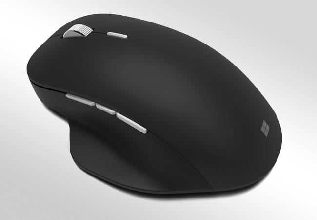 Microsoft Surface Precision Bluetooth Mouse - Konstrukcja