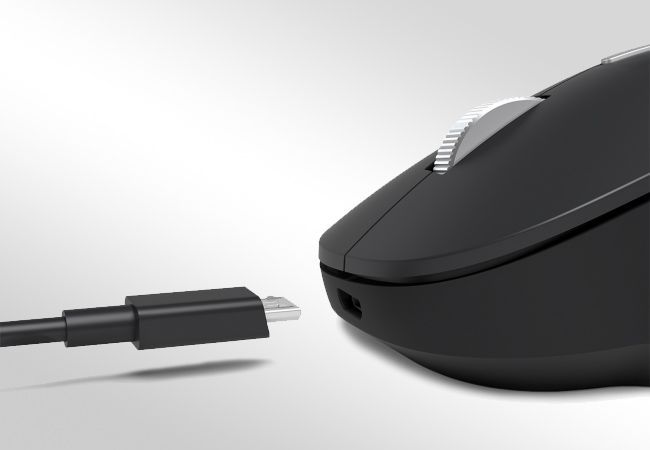 Microsoft Surface Precision Bluetooth Mouse - DPI