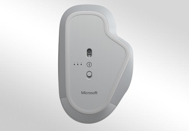 Microsoft Surface Precision Bluetooth Mouse - Przyciski