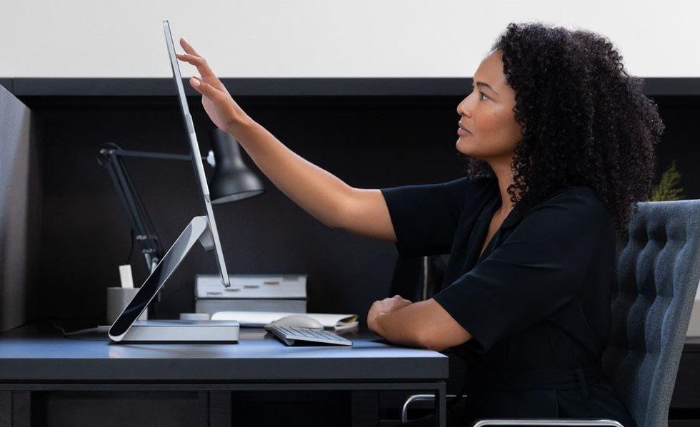 Microsoft Surface Studio 2 - Ekran dotykowy