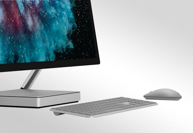 Microsoft Surface Studio 2 - Klawiatura i mysz