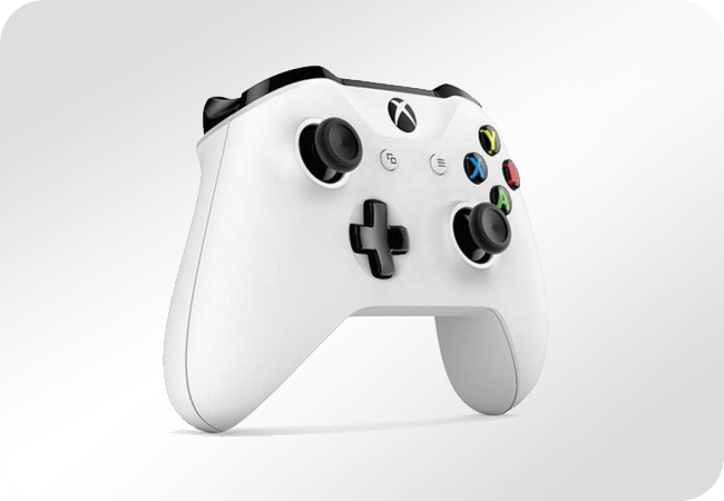 Microsoft Xbox One - Front