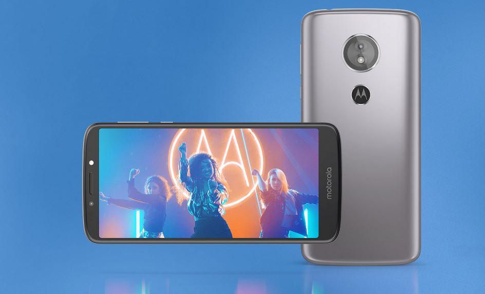 Motorola Moto E5 - Wygodny i funkcjonalny