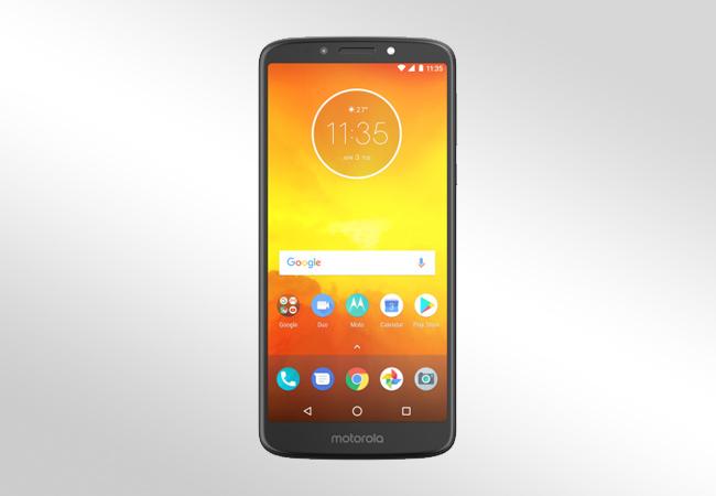 Motorola Moto E5 - Front