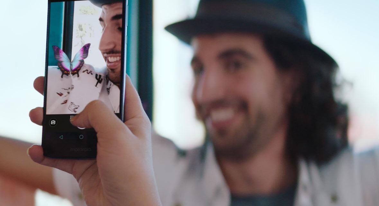 Motorola Moto E5 Plus - Aparat