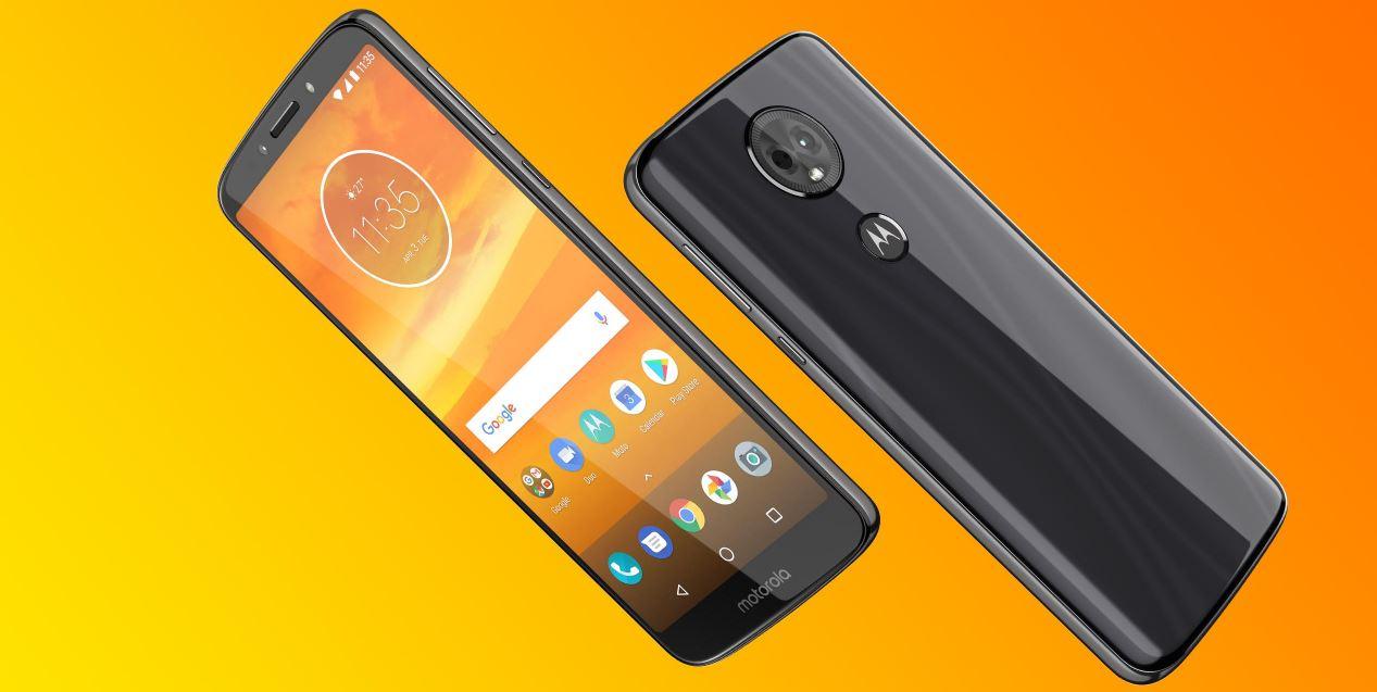 Motorola Moto E5 Plus - Design