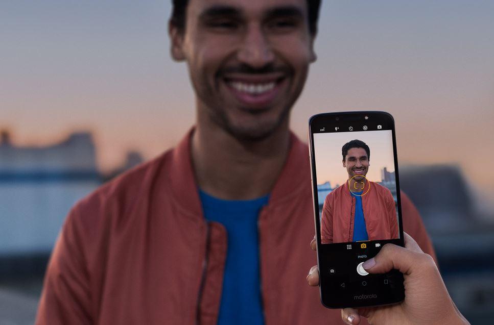 Motorola Moto E5 - Aparat