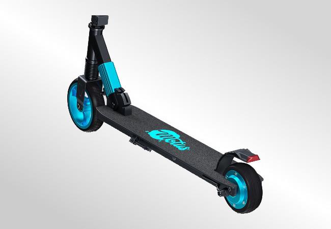 Motus Scooty 6.5 - Udogodnienia