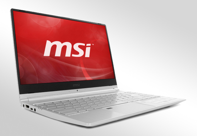 MSI PS42 - Front