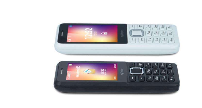 myPhone 6310 - Bateria