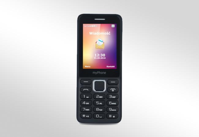 myPhone 6310 - Front