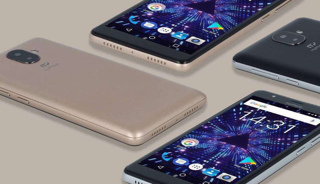 myPhone Pocket 18x9 - Aparat