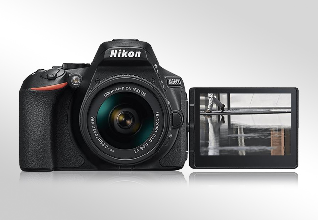 Nikon D5600 - Jakość
