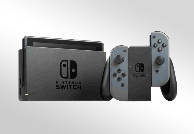 Nintendo Switch Gray Cena Raty Sklep Komputronikpl